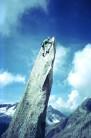 Salbit summit needle, Gšschener Tal, Switzerland