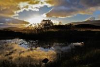 Rannoch Moor sunrise