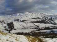 Wansfell from lower slopes of Red Screes