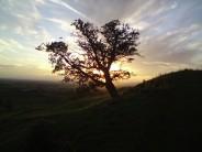 solstice climbing at 11pm