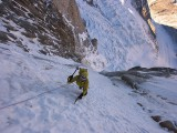 1000m of air on the top icefield, Colton-MacIntyre<br>© gav p