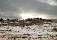 Rough Tor in the snow!