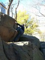 WOW bouldering in new york<br>© mike hooper