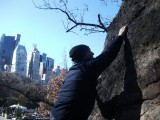 day in central park<br>© mike hooper