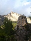 End of a holiday, end of a day at Sella