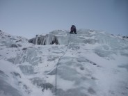 Blea Water Gill Icefall