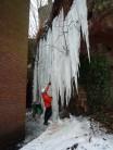 Kidderminster ice.