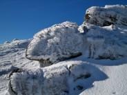 fab frost on Ben Ledi