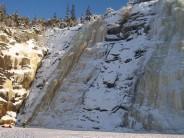 The giant ice slabs
