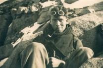 Alps 1932, Gus Wigram, president CUMC 1931-2, killed climbing Wales, 1946
