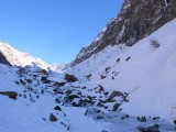 A beautiful valley and super venue for winter climbing.<br>© manumartin