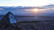 Pen-y-Fan at sunrise