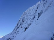 Unknown Climbers on Sneachda.