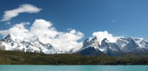 Torres Del Paine massif
