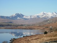 Snowdon from capel direction