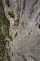 F Route on Gimmer Crag<br>© Mark Glaister - Assistant Editor