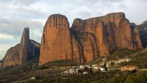 The amazing Riglos