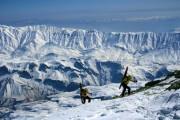 About to reach the summit of Mount Damavand, Iran.<br>© ScottMackenzie