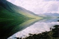 Loch Etive Reflection 2