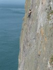 tempting in a high micro for the crux sequence..