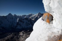 Camp 2.9 on Ama Dablam