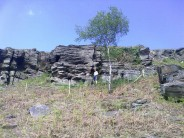 Stanage Wall
