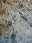 Kath Schirrmacher continues to show how it's done in Kalymnos