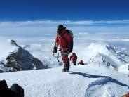Summit of Kangchenjunga