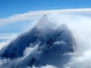 Jannu seen from Kangchenjunga high camp