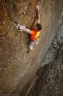 Dave Birkett on his very own 'Once Upon a Time in the South-West' E9 6c, Dyers Lookout.