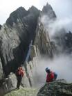 Salbitschijen West Ridge