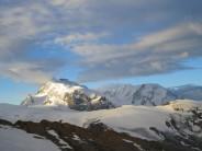 Dufourspitze Massif