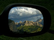 Objects in the rear view mirror...