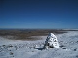Looking north from Cross Fell<br>© Dan Bailey - UKHillwalking.com