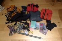 Premier Post: Lots for sale: clothing, hardware, rucksacks etc