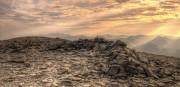 Skiddaw summit at dusk<br>© Nicholas Livesey