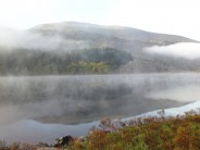 Yet another cliched picture of a lake. Lynnau Mymbyr.