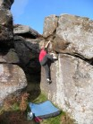 Chris Carr soloing The Other Way 16/10/11