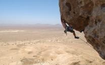 Sport Climbing in Hatta, Oman