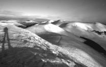 Hello Winter!!   Pentland Hills 04/12/2011