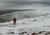 On the north side of Cross Fell<br>© Dan Bailey - UKHillwalking.com