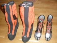 Premier Post: High altitude boots - Millet Onesports