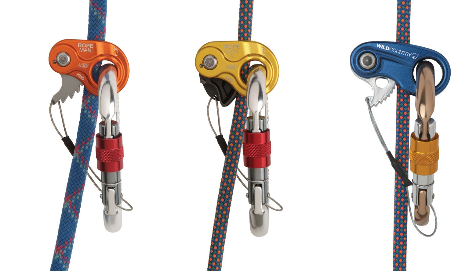WILD COUNTRY ROPEMAN 1 ASCENDER