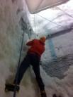 INDOOR ICE CLIMBING SCOTLAND