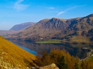 over looking buttermere