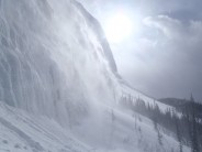 Weeping Wall Spindrift