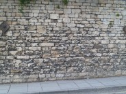 Any routes on this wall?