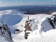 Scottish winter climbing eh....when its good, its very good!