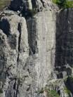 From top of Dinas Mot