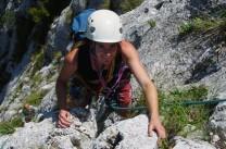 More climbing in Romania